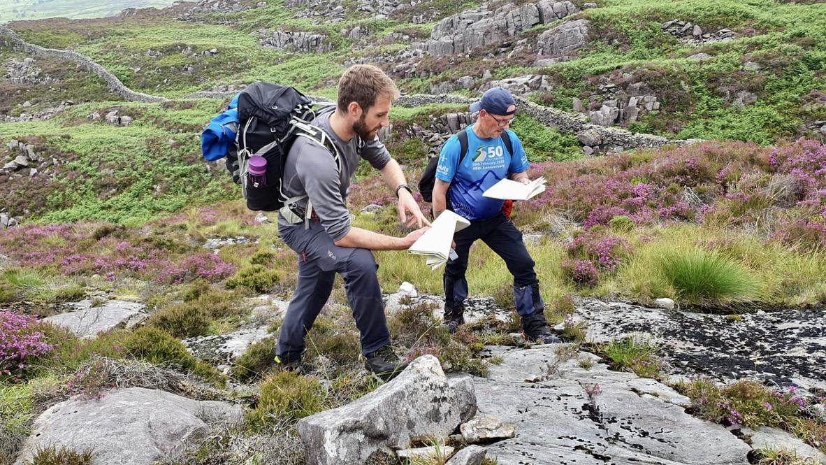 County Mountaineering Team Hillwalking Assessment Weekend